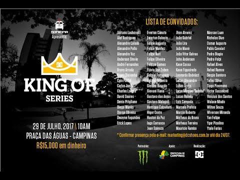 DC King of Series | Campinas 2017