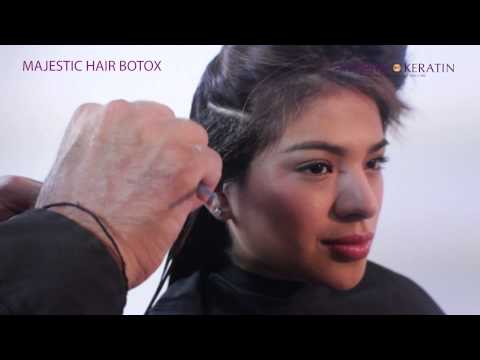 Majestic Hair Botox