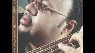 Watch Fred Hammond Your Love Is A Wonder video