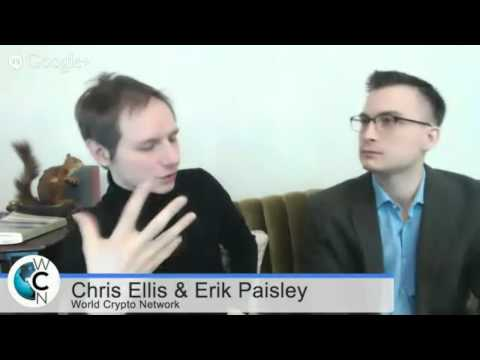 Deep deep hang out with Erik Paisley on Anthropology and Bitcoin