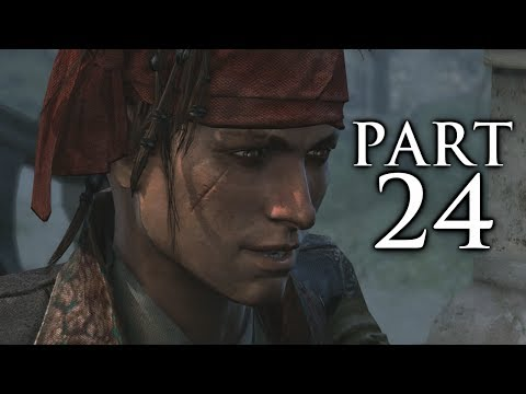 Assassin's Creed 4 Black Flag Gameplay Walkthrough Part 24 - The Royal Phoenix (AC4)