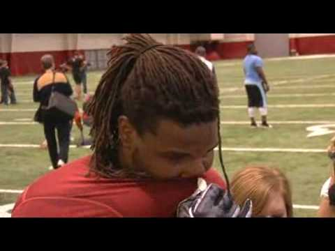 3/11 Terrence Cody: Pro Day Video