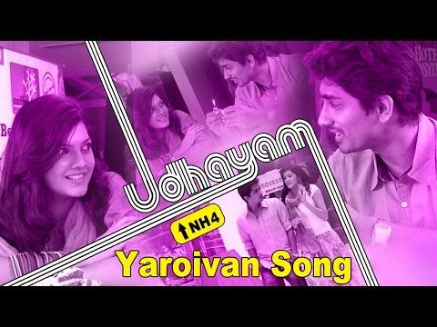 Udhayam Nh4 Yaroivan Song Hd video