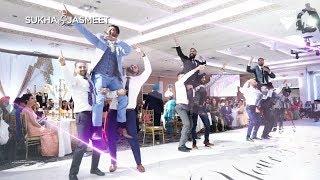 Sukha & Jasmeet | YourFavJodi - Reception Performance
