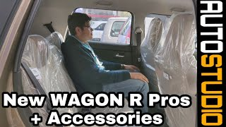 2019 maruti suzuki WAGON R all Pros | new WAGON R accessories | WAGON R ZXI review || Autostudio ||