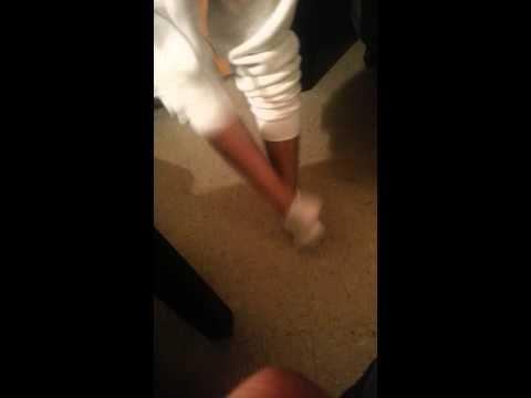 Me Dancing Salsa video