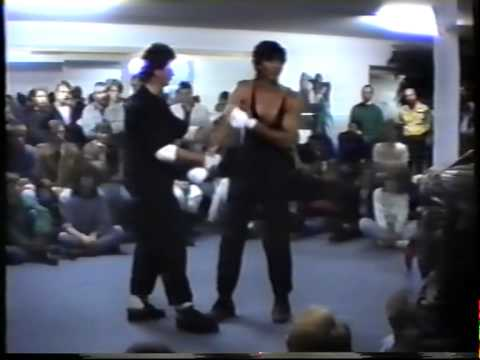 Wing Tsun, Demo Emin Boztepe, Very rar , Germany, 1989!!!!!