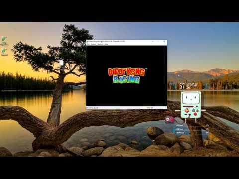 Project 64: N64 Emulator (Setup/Controller/Graphic Settings) Tutorial Nintendo 64 Emulator