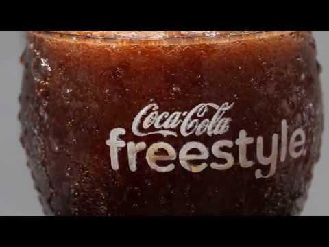 Introducing Coca-Cola Freestyle 9100