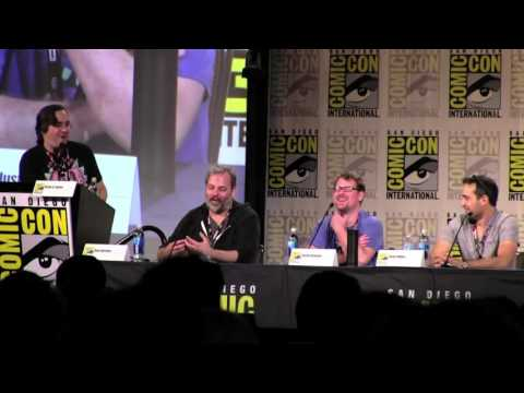 Rick And Morty San Diego Comic-Con 2016 Panel