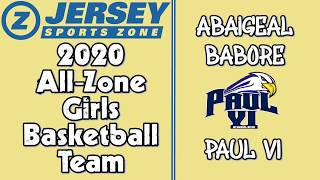 Abaigeal Gabore | Paul VI | 2020 JSZ All Zone Profile