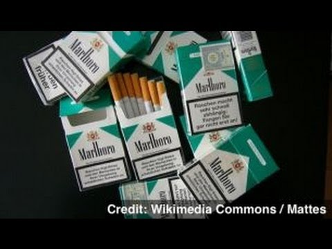 FDA Says Menthol Cigarettes More Harmful