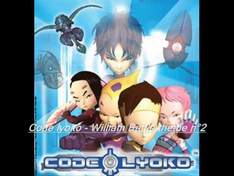 Code lyoko - William Battle Theme n°2