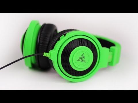 Razer Kraken Pro Unboxing & Review (Stereo Gaming Headset)