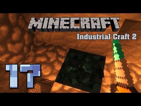 Minecraft Industrial Craft 2 #18 Шахтерский лазер и термальная центрифуга на tubethe.com