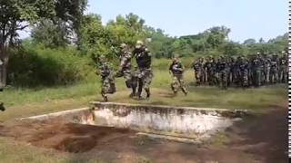 NCC TRAINING VIDEO HARD WORK BY INDIAN CADETS FROM UP FEELING PROUD INDIAN ARMY