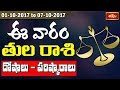 download Libra Weekly Horoscope By Dr Sankaramanchi Ramakrishna Sastry || 01 Oct 2017 - 07 Oct 2017