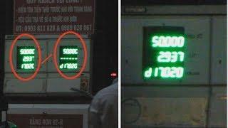lật tẩy chiêu bấm khống số lừa tiền khách hàng tại cây xăng  | Truyền Hình - Báo Tuổi Trẻ