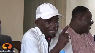 Claude AMEGANVI: Hier, une organisation était avec nous, le lendemain elle a déposé sa candidature