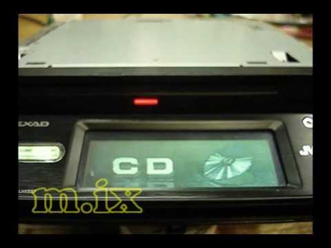 Говорящая JVC KD-LHX557.wmv