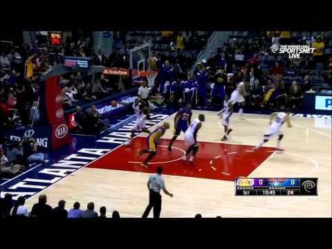 Kobe Bryant Offense Highlights 2014 2015 Part 1 video