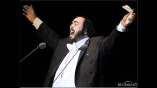 Luciano Pavarotti O Soave Fanciulla Better Quality