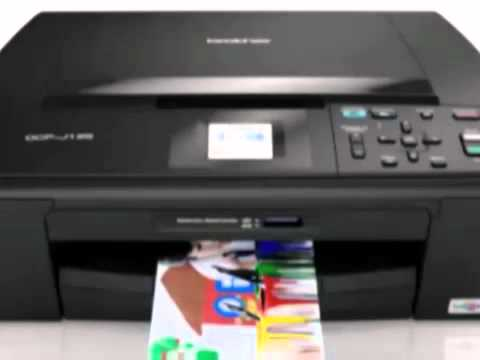 Brother DCP-J125   Compact Inkjet All-in-One for Home or Student Use