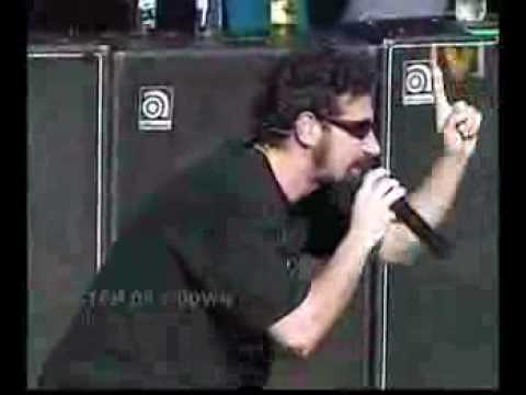 System of a down - Bounce (BDO 2002)
