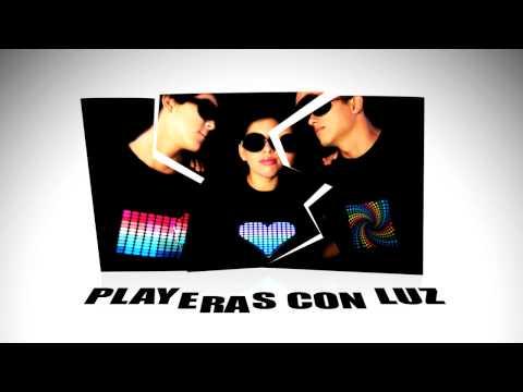 Prendt Playeras Con Luz