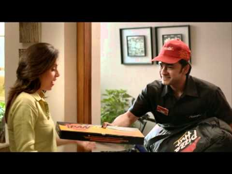 Pizza hut delivery   iPAN pizza