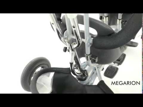 2015 Элитный трехколесный велосипед для двойни