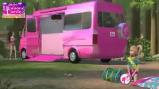 Barbie in A Pony Tale - Sisters Deluxe Camper - Doll Commercial - barbie movie