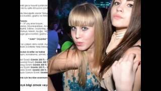 Kahramanmaraş gazino bar kons bayan garson dansçı hostes iş ilanları...