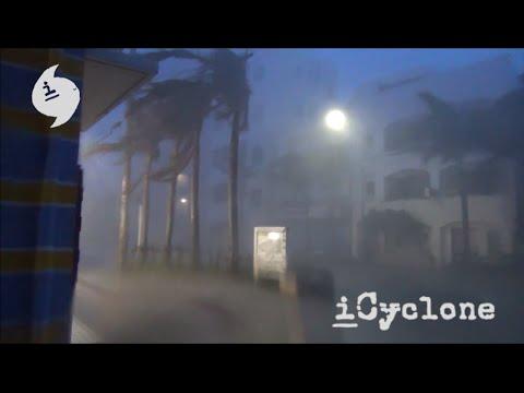 Typhoon GONI Pounds Japan: iCyclone Teaser