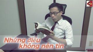 Vlog#18 :  Một số điều không nên tin || nghĩa samurai chan