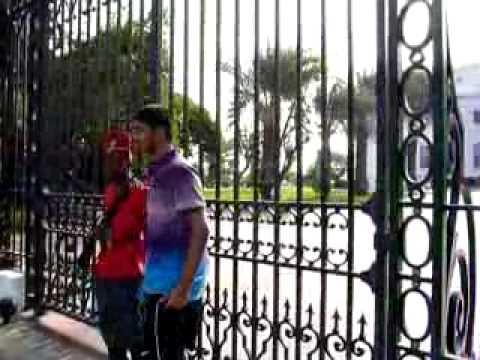 senegal president's house youtube