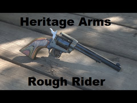 Heritage Arms Rough Rider .22 LR / .22 MAG Revolver