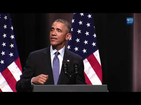 President Obama's Vision for the 21st Century Economy