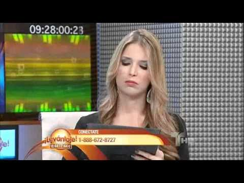 Levantate Telemundo Cast Player Lev Ntate Telemundo