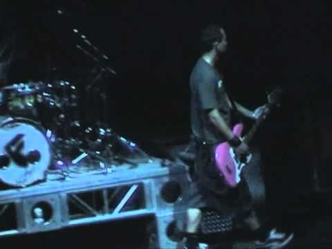Blink-182 - Please Take Me Home Live