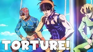 Live Reaction JoJo's Bizarre Adventure: Golden Wind Episode 7 SEX PISTOLS!