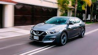 Nissan Maxima 2016 a prueba | Autocosmos