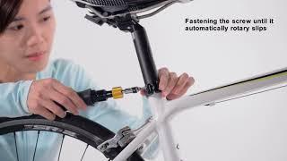 Benchmark標竿-TORQUE-TECH PRECISION CO., LTD.(04) Hex Drive torque screwdriver