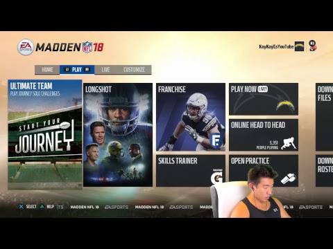 Insane Pack Opening Mut Drafts Madden 18 Ultimate Team Giveaways