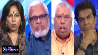 'Intolerant' Sonu Nigam Or 'Intrusive' Azaan?: The Newshour Debate (17th April)