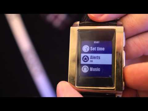 $35 Scope Smartwatch, sends Notifications over Bluetooth 4 from Android/iOS