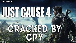Just Cause 4-CPY[Tested & Played]