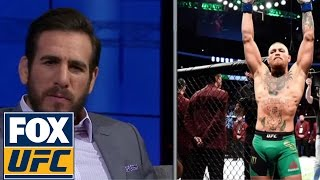 Kenny Florian does a perfect impression of Conor McGregor | TUF TALK