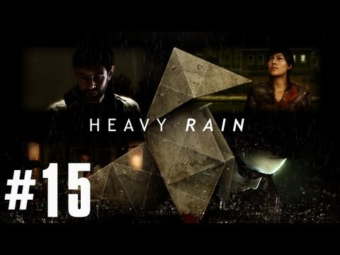 Pause Plays: Heavy Rain - EP15