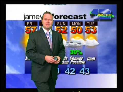 Jamey Says Goodbye for the final time live on Cable 12's Rise N' Shine morning show
